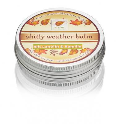 abeko shitty weather balm 50 ml