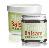 Horses balm with hemp oil and CB...